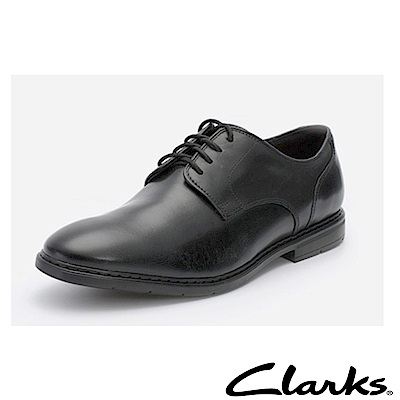 Clarks摩登經典Banbury Lace紳士德比鞋-CLM32210SD18