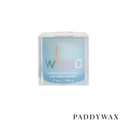 PADDYWAX 美國香氛 Makes You Wanna Say系列 whoa 198g