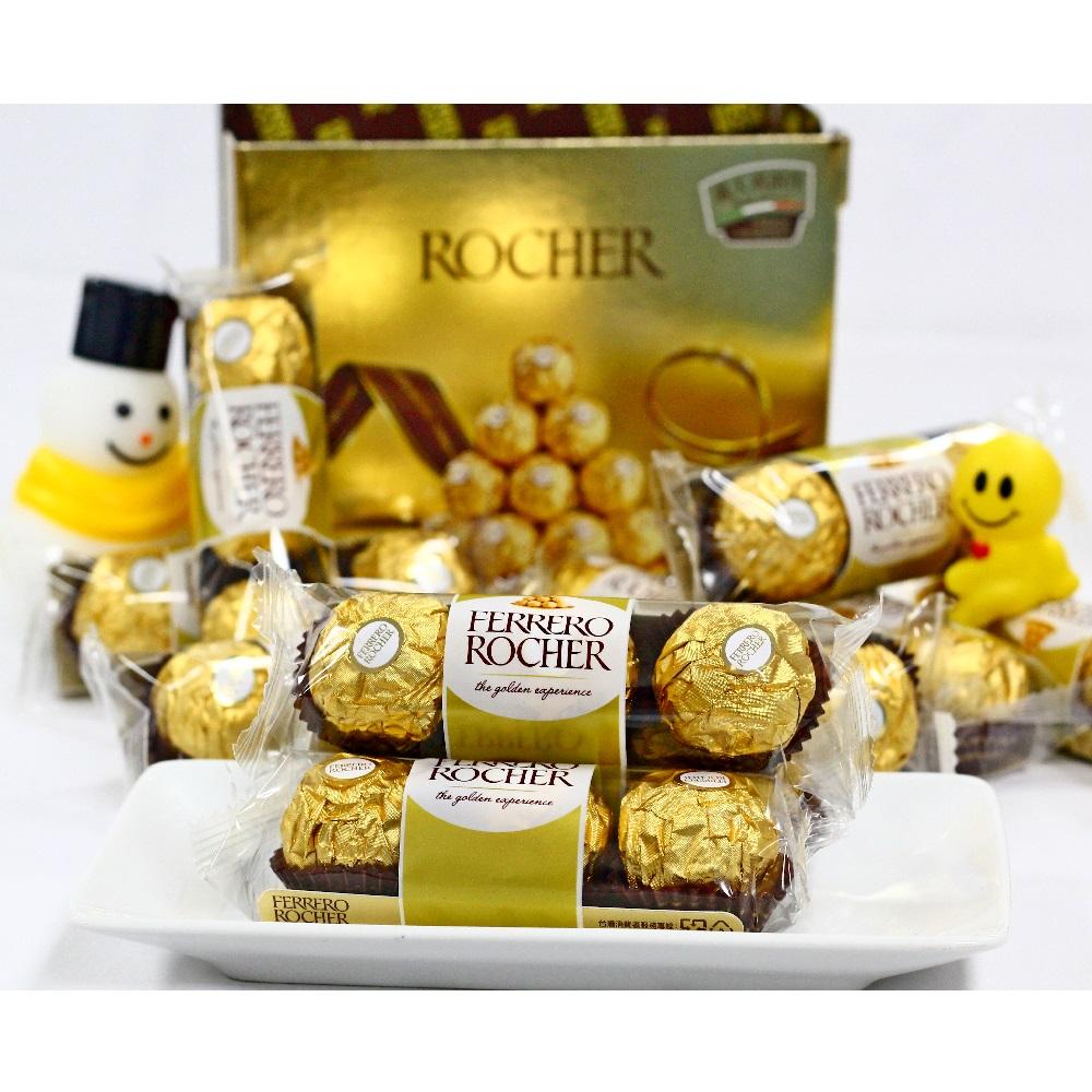 費列羅 金莎巧克力3顆裝(3顆x16條/盒)