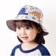 Baby童衣 兒童漁夫帽 幼兒防曬帽 恐龍漁夫帽 男寶寶女寶寶雙面帽 孩童遮陽帽 88485 product thumbnail 1