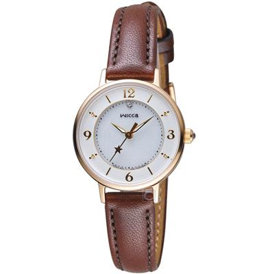 WICCA星願系列聖誕節限定腕錶(KP3-422-10)