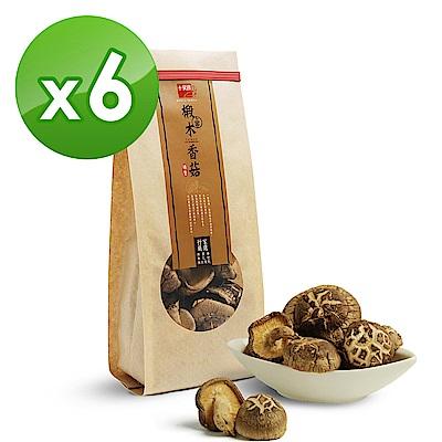 十翼饌 上等埔里椴木香菇(110gX6包)