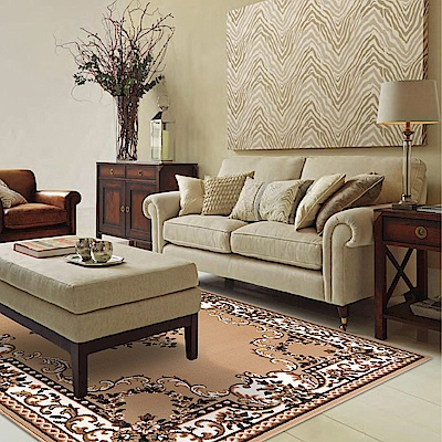 Ambience 比利時Shiraz 地毯(加大)-巴洛克駝 (190x280cm)