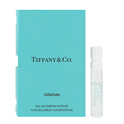 Tiffany & Co 蒂芙尼 同名晶鑽淡香精 針管小香 1.2ml