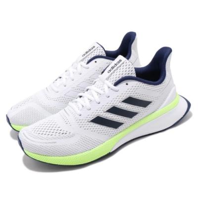 adidas 慢跑鞋 Nova Run 運動休閒 男鞋