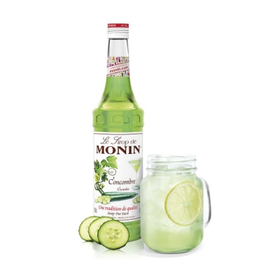 Monin糖漿-小黃瓜700ml