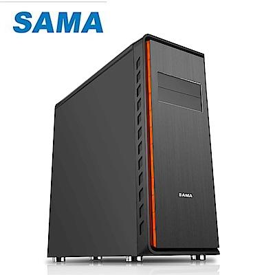 SAMA 先馬 V1(B) 掠食者 RGB  E-ATX  電腦機殼
