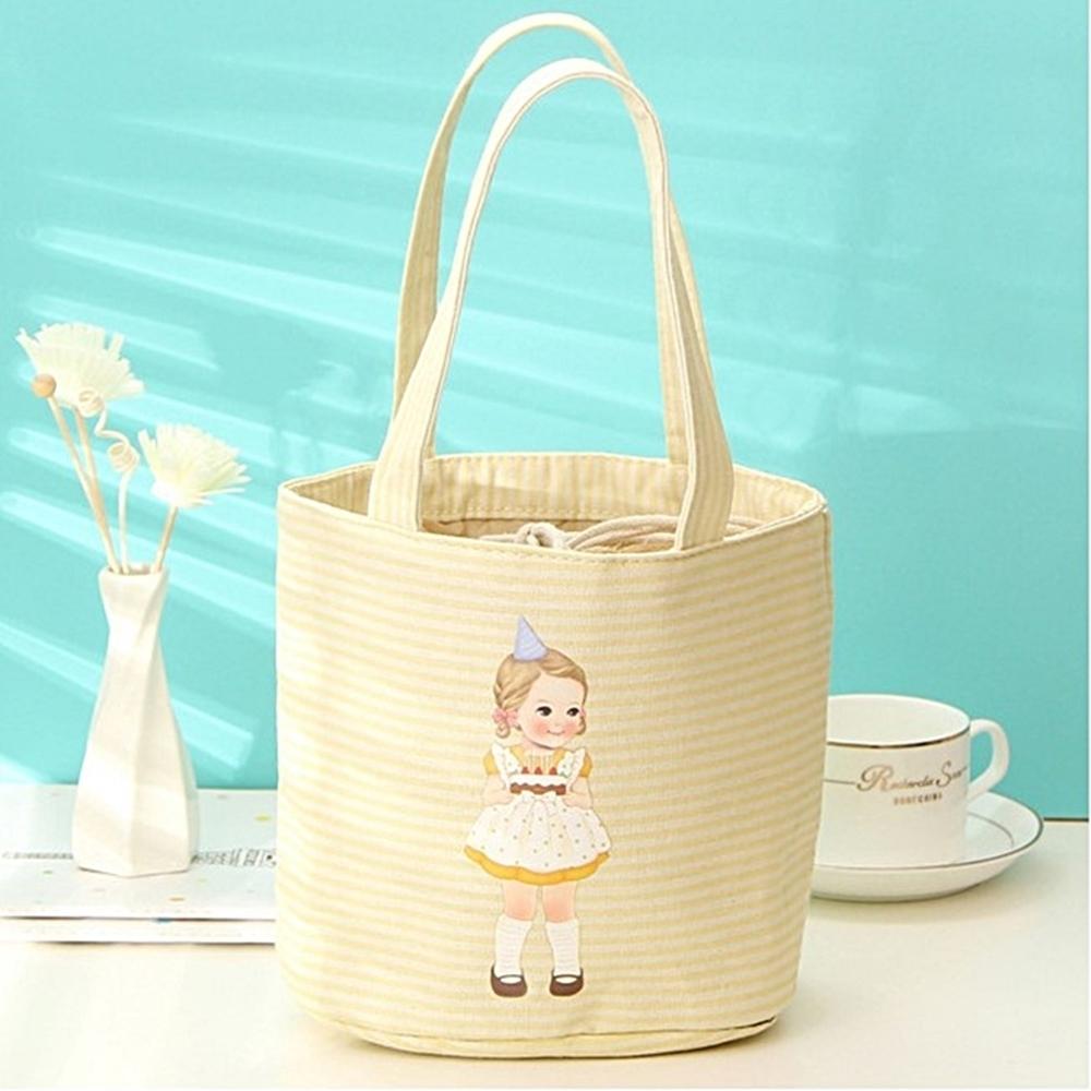 Baby童衣 兒童手提保溫保冷便當袋 餐袋 88078 product image 1