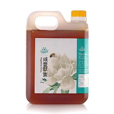 宏基蜂蜜 咸豐草蜜(1800g/桶)