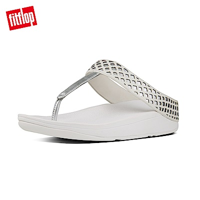 FitFlop SAFI TOE-THONG-銀色