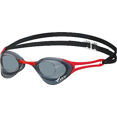 【日本Tabata】成人競技款抗UV防霧泳鏡 (BladeZERO V127)