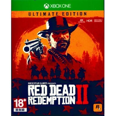 碧血狂殺 2 終極版 Red Dead - XBOX ONE 中英文亞版