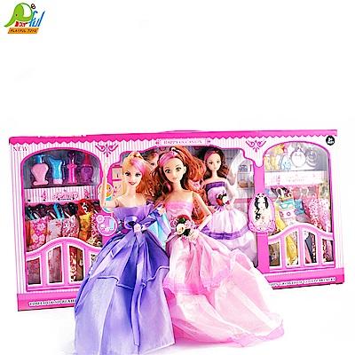 Playful Toys 頑玩具 實心芭比娃娃
