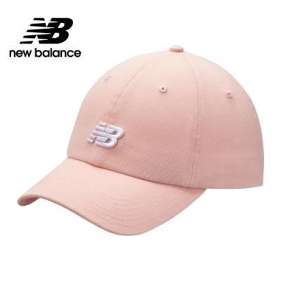 New Balance LOGO棒球帽_粉橘_LAH91014PSA