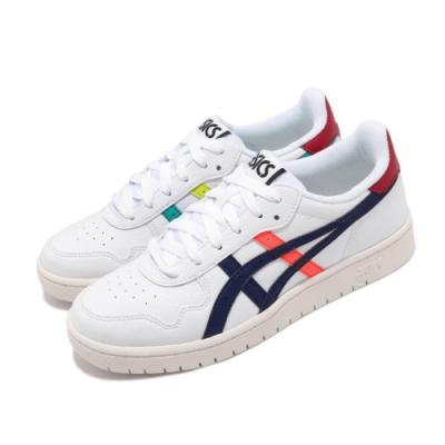 Asics 休閒鞋 Japan S 低筒 皮革 女鞋