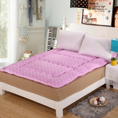 涼感精梳棉日式收納床墊 - 單人加大