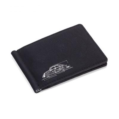 德國TROIKA福斯經典金龜車皮夾WAL73/BS質感皮夾輕便短夾