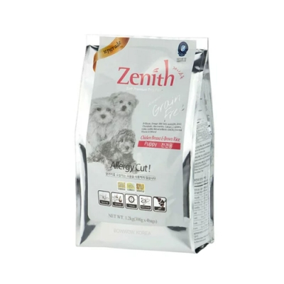 Zenith先利時 低敏幼母犬軟飼料1.2kg