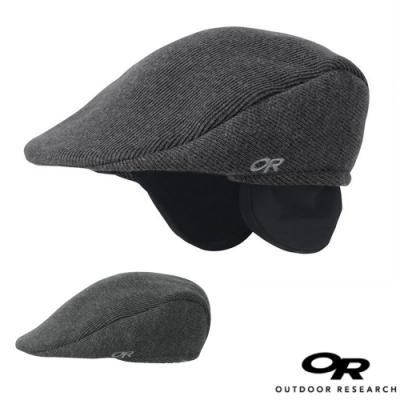 Outdoor Research PUB CAP 羊毛透氣保暖紳士護耳帽/保暖帽.狩獵帽.休閒帽.鴨舌帽.紳士帽_灰