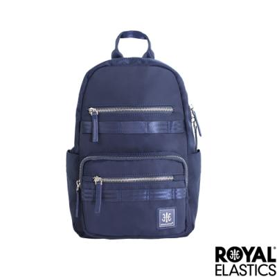 Royal Elastics - 經典輕型後背包 - Knight 闇黑騎士系列-深藍