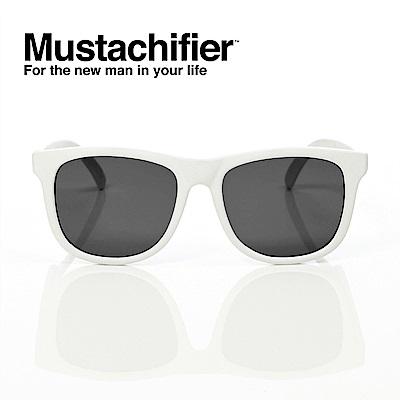 Hipsterkid 美國 抗UV時尚嬰童偏光太陽眼鏡 - 白色款 (0-2歲)