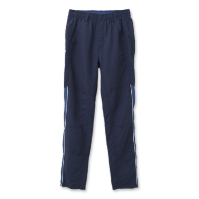 Hang Ten - 男裝 - ThermoContro吸濕快乾錐型機能褲-深藍