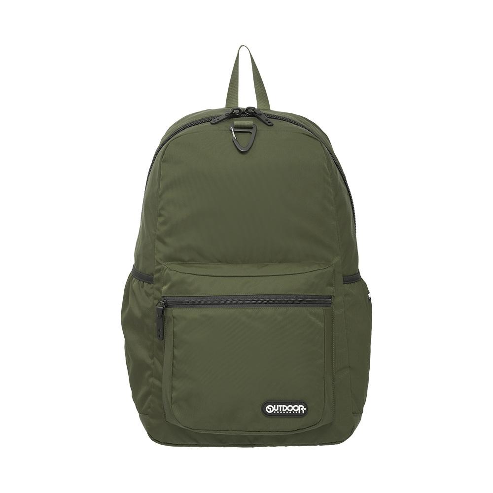 【OUTDOOR】慢活宣言-15.6吋筆電後背包-橄欖綠 OD211033OE