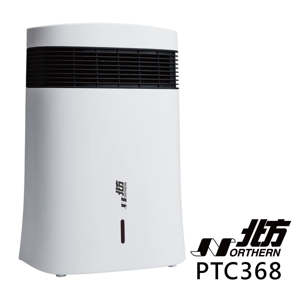 北方房間/浴室兩用電暖器 PTC368