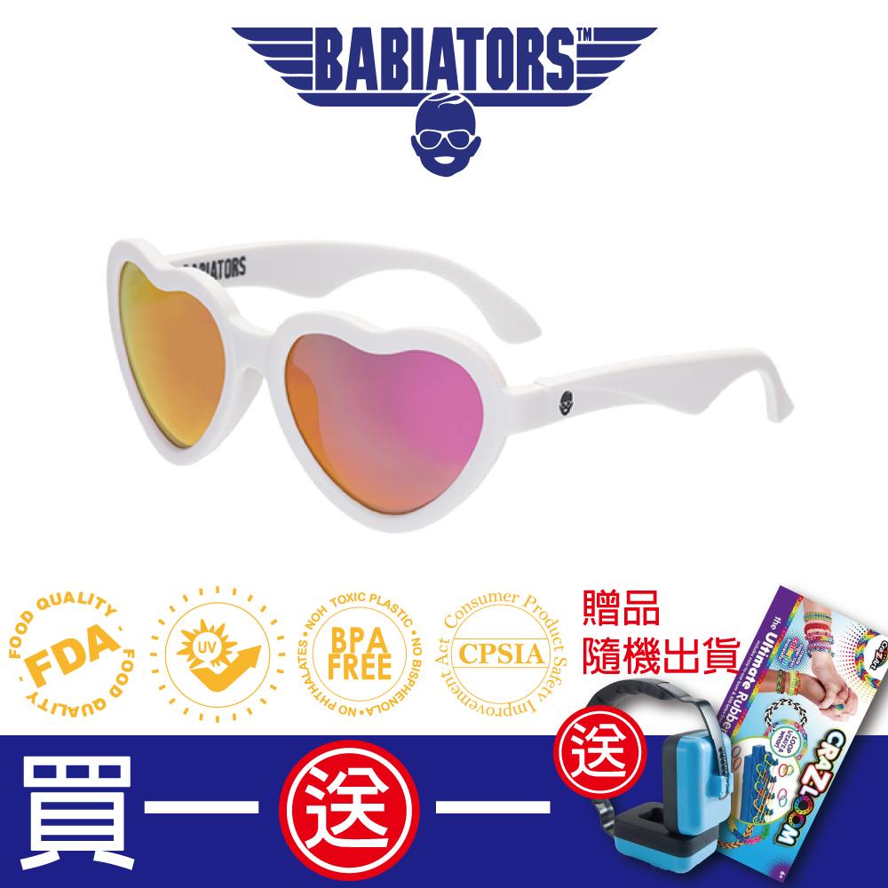 【美國Babiators】造型款系列嬰幼兒太陽眼鏡-甜心寶貝 (偏光鏡片)0-10歲