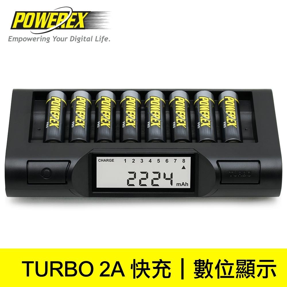 【MAHA-POWEREX】八通道智慧型充電器(MH-C980)