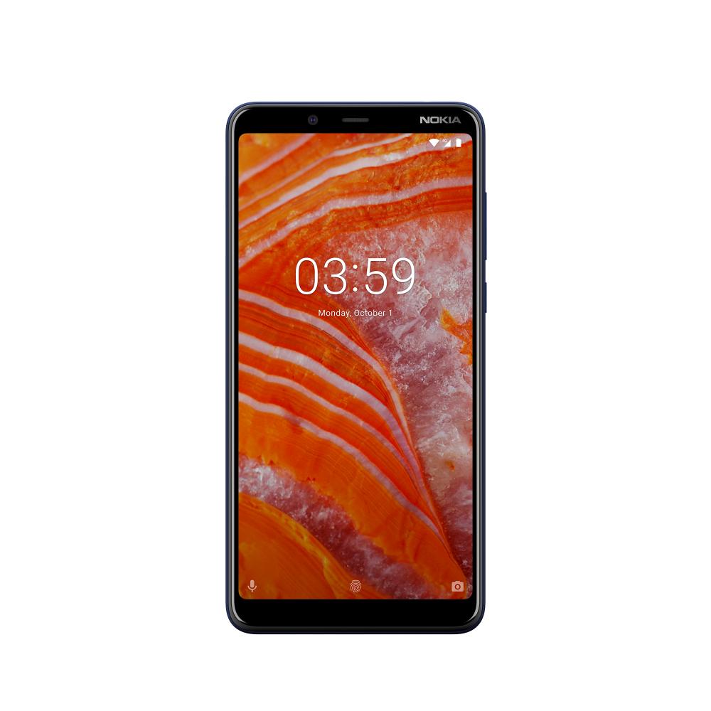 Nokia 3.1 Plus (3G/32G) 6吋雙鏡頭雙卡智慧型手機 product image 1