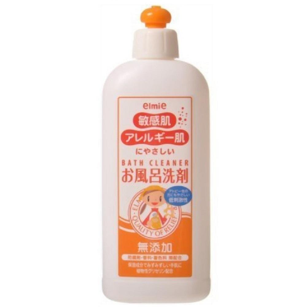 日本品牌【愛兒美Elmie】低刺激溫和浴室清潔劑
