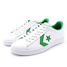 CONVERSE-男休閒鞋157808C-白綠