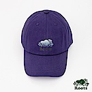 Roots配件- 漸層海狸棒球帽-藍