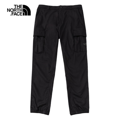 The North Face M CARGO JOGGER 男 長褲 黑-NF0A4U94JK3