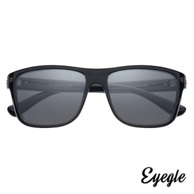 eyegle FRANK 自由系列 休閒時尚墨鏡 - 深灰