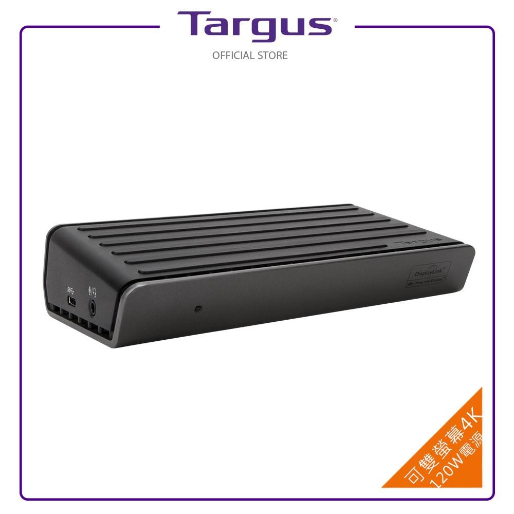 Targus USB-CDV4K 多功能擴充埠-DOCK180
