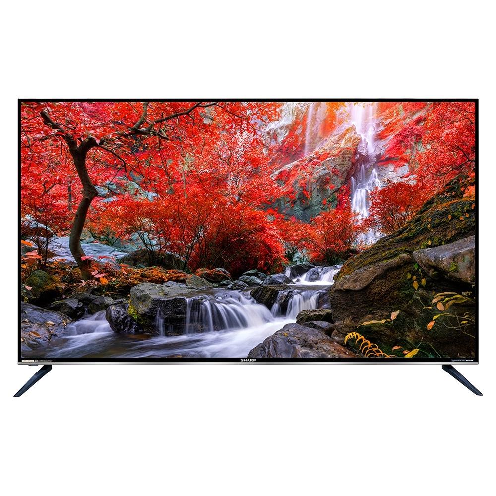SHARP夏普 60吋 4K智慧連網電視 4T-C60CJ1T