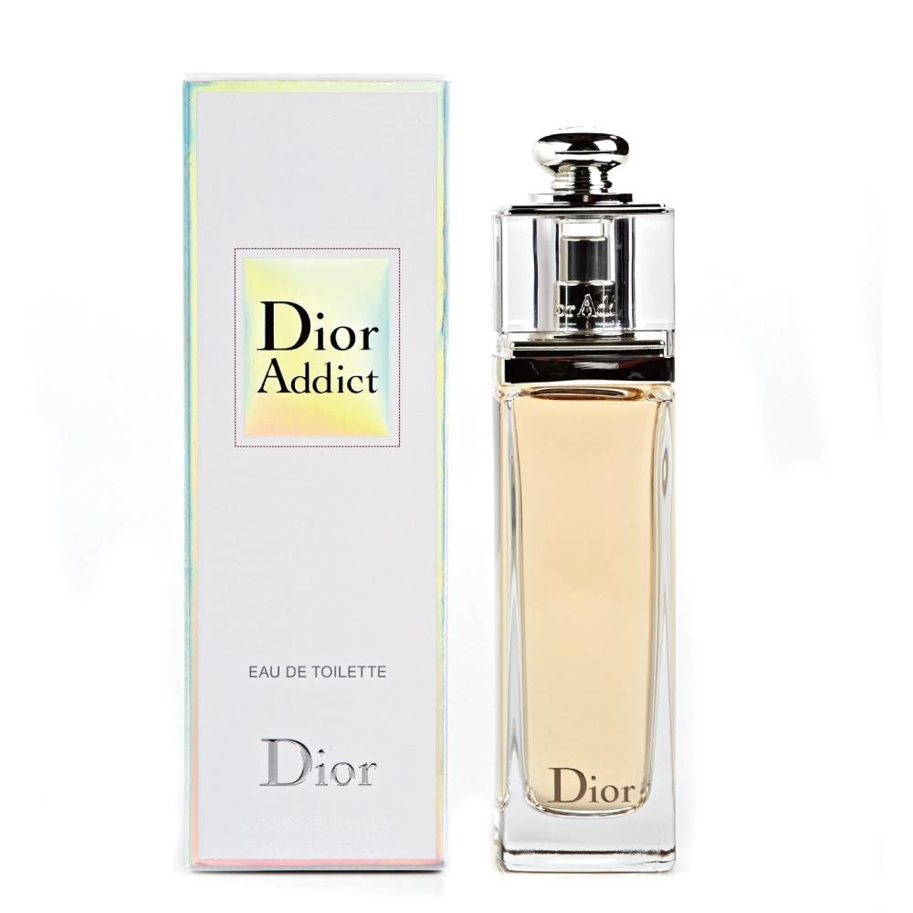 【Dior】迪奧 Addict 癮誘超模女性淡香水 50ml