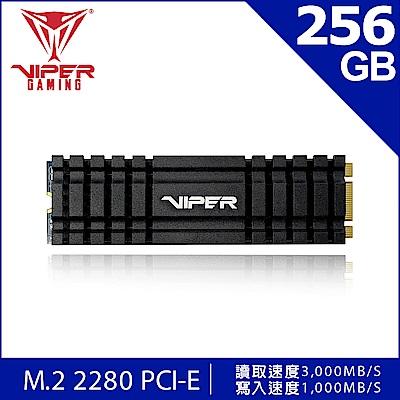 VIPER蟒龍 VPN100 256GB M.2 2280 PCIE SSD固態硬碟