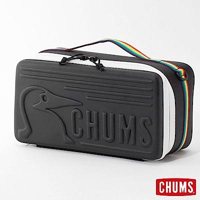 CHUMS 日本 Booby 收納盒 玩具收納箱(M) 黑白