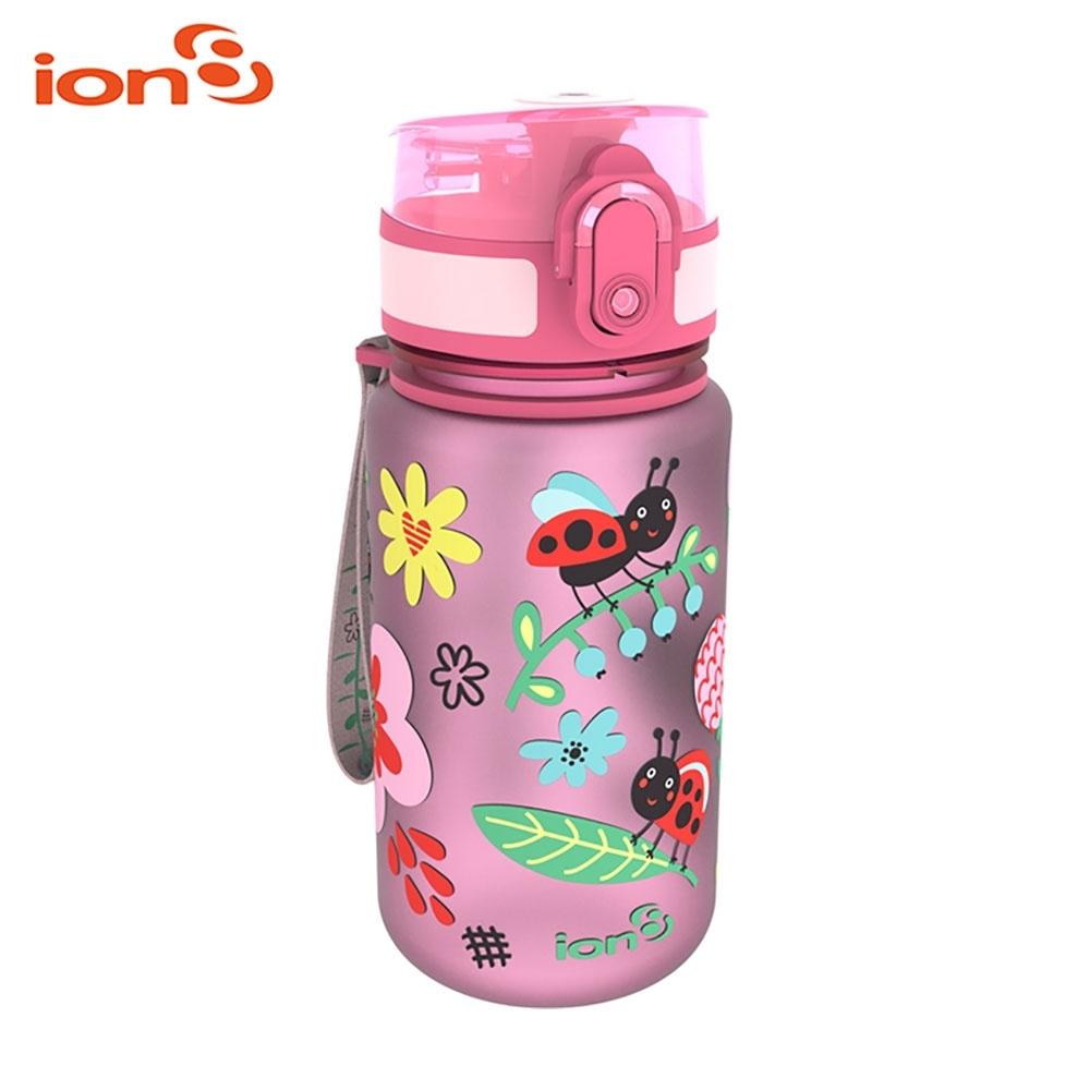 ION8 Pod運動休閒水壺I8350【Lady Bugs粉】