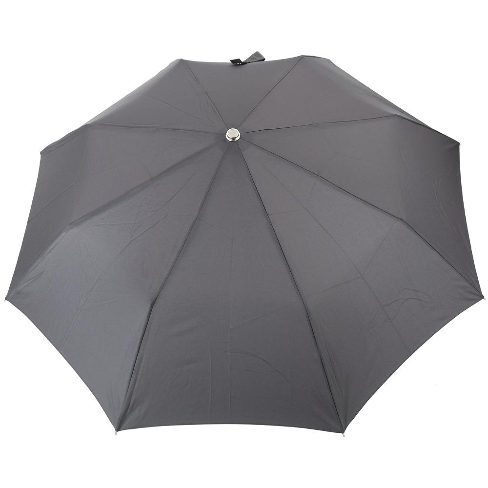 LONGCHAMP L'Envol 自動伸縮摺疊傘(灰色)LONGCHAMP