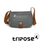 tripose 微旅系列淑女側肩包(小) 灰