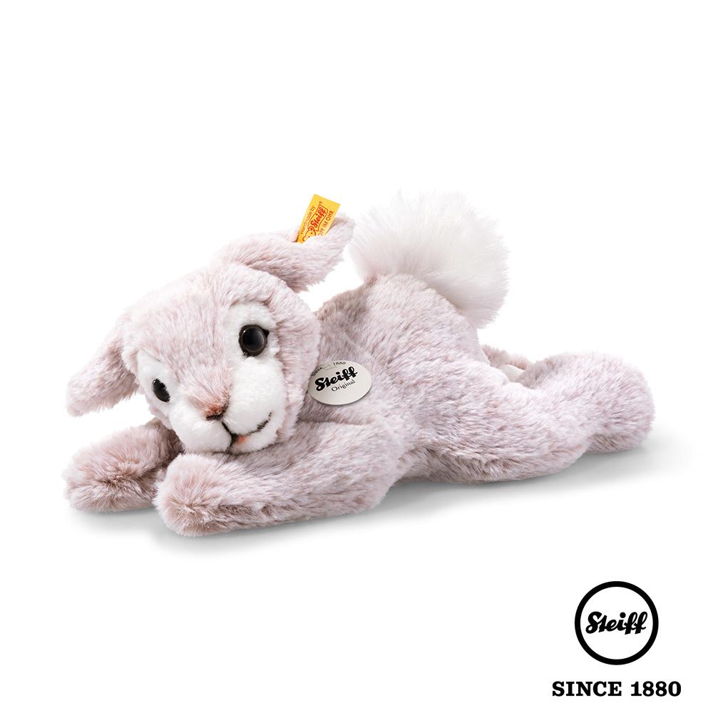 STEIFF德國金耳釦泰迪熊 兔子 Puschel Rabbit(動物王國)