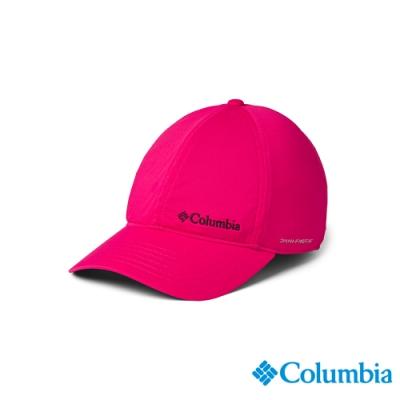 Columbia 哥倫比亞 中性 - UPF50 涼感 快排棒球帽-桃紅 UCU01260FC