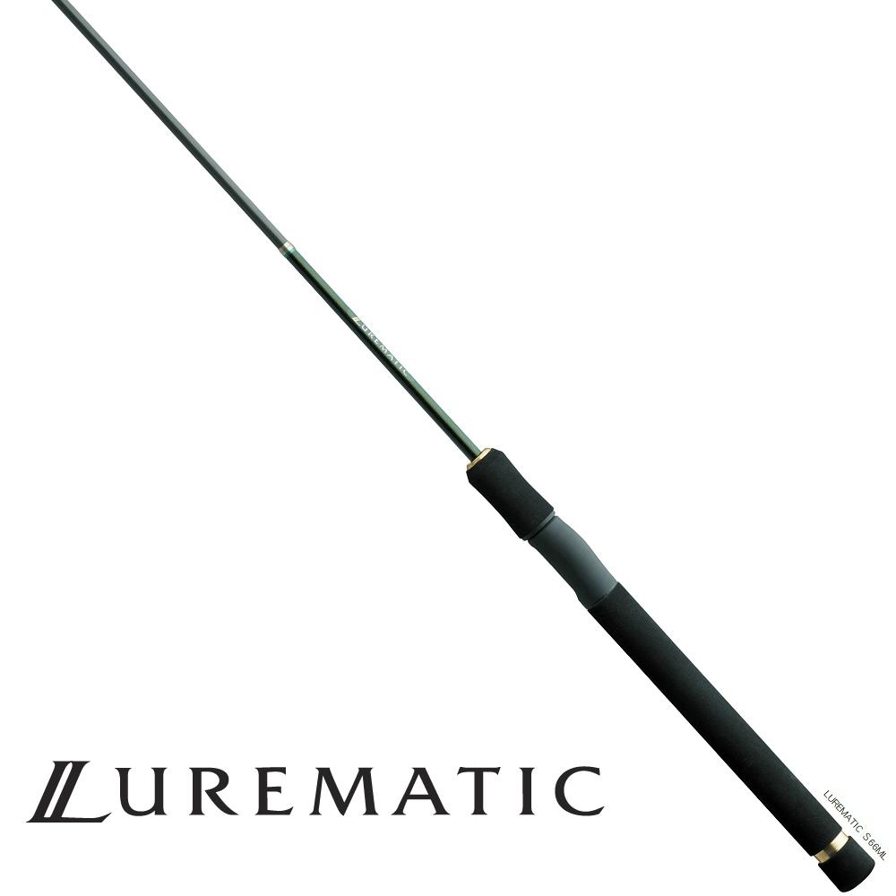 【SHIMANO】LUREMATIC S66ML 淡水路亞竿