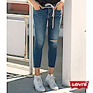 Levis 女款 711中腰緊身窄管牛仔長褲 亞洲版型 Cool Jeans