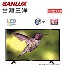 SANLUX 台灣三洋 32型LED背光液晶顯示器-不含視訊盒 SMT-32TA1