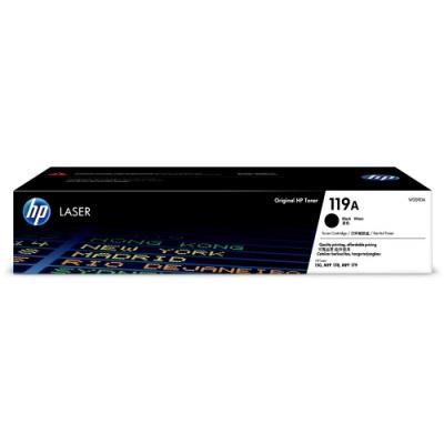 HP 119A 黑色原廠雷射列印碳粉匣 (W2090A)